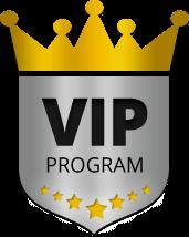 VIP Club for de kun de vigtigste kunder