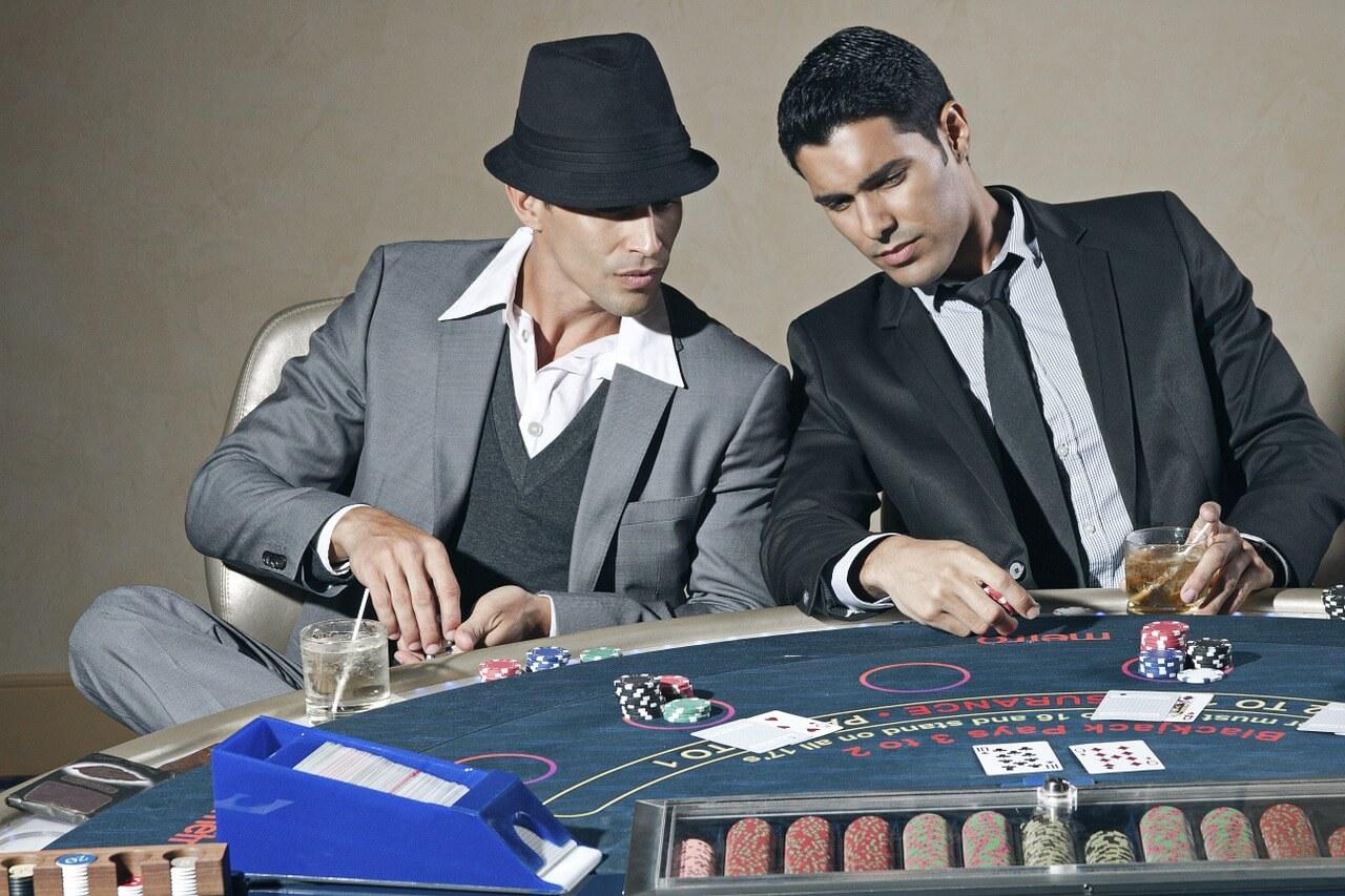 Film som omhandler casino