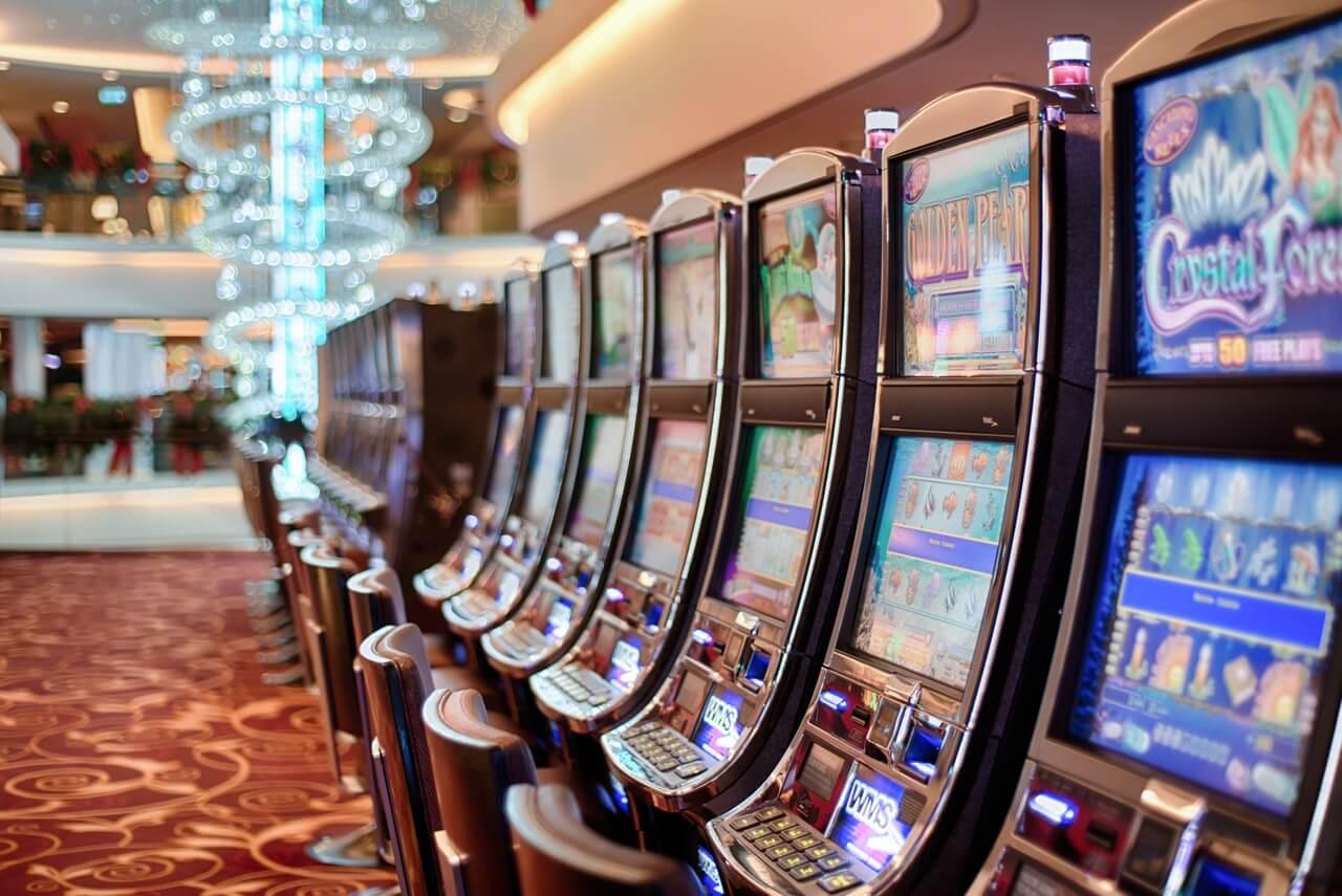 Er det muligt at leje en spillemaskine?