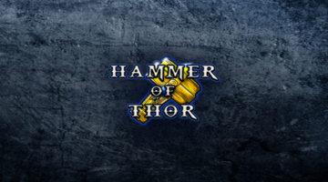 Opnå høj gevinst med Thors Hammer!