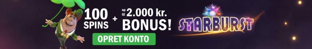 Få 100 gratis spins hos casinosjov.dk i dag
