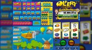 Sjove Olfert Classic spilleautomat