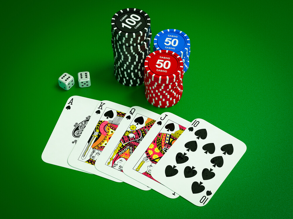 kortspil kasino