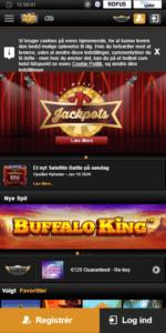 Videoslots casino bonus free spins
